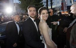 Justin Timberlake rụt rè loan tin vợ mang bầu