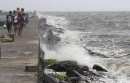 Trung Quốc dự báo bão Kalmaegi có thể gây sóng cao tới 7m