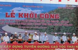 Thủ tướng phát lệnh khởi công đường cao tốc Thái Nguyên - Bắc Kạn