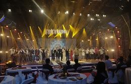 Toàn cảnh đêm trao giải Ấn tượng VTV 2014