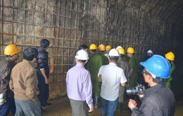Ngày 22/12 dự kiến thành lập Tổ Điều tra liên ngành vụ sập hầm thủy điện Đạ Dâng