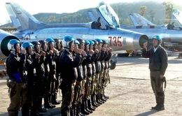 Triều Tiên thay Tư lệnh Phòng không-Không quân