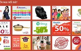 Gần 3.300 sản phẩm khuyến mại trong ngày mua sắm trực tuyến