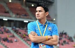"""AFF Cup: HLV Thái Lan dè chừng sức mạnh của """"cơn bão Manila"""""""