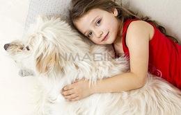 Làm gì để giữ an toàn cho trẻ khi nuôi thú cưng?