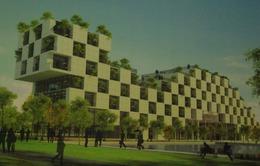 Trao giải Kiến trúc xanh 2014