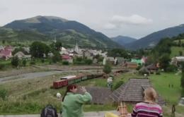 Ngôi làng Kolochava trở lại sau một thời gian lãng quên