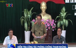 Bộ trưởng Trần Đại Quang đánh giá cao công tác PC tham nhũng tại Khánh Hòa