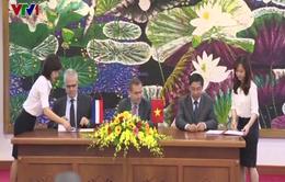 Pháp hỗ trợ Việt Nam 20 triệu Euro ứng phó với biến đổi khí hậu