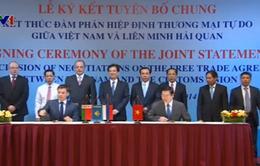 Việt Nam hưởng lợi gì từ Hiệp định FTA Việt Nam - Liên minh Hải quan?