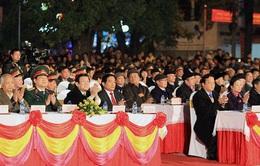 Cao Bằng kỷ niệm 70 năm ngày thành lập QĐND Việt Nam