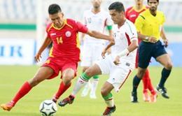 Olympic Kyrgyzstan: 2 tuần ở Thái Lan để mơ thắng Olympic Việt Nam