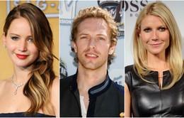 Chia tay Jennifer Lawrence, thủ lĩnh Coldplay tái hợp vợ cũ?