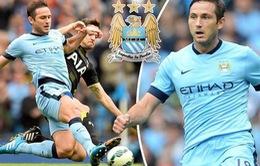 """Man City giữ chân lão tướng Lampard bằng mức lương """"khủng"""""""