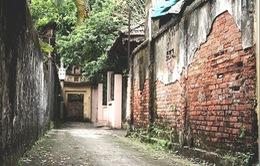 Thiếu kinh phí bảo tồn, Làng cổ Đông Ngạc có nguy cơ mai một