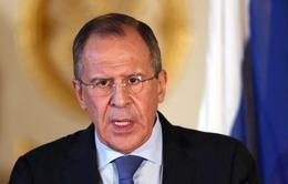 Nga kêu gọi thúc đẩy đối thoại tại Ukraine