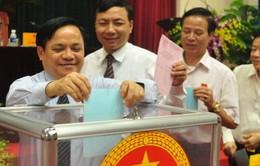 Hà Nội hoàn thành lấy phiếu tín nhiệm 15 chức vụ cao nhất