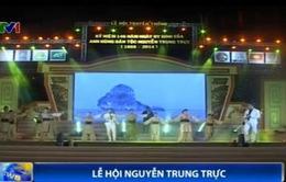 Khai mạc lễ hội kỷ niệm 146 năm ngày sinh người anh hùng Nguyễn Trung Trực