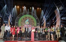 31 giải Vàng được trao tại Lễ Bế mạc LHTHTQ lần thứ 34