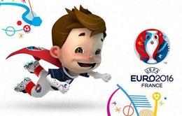 """""""Chú bé siêu nhân"""" - Linh vật của Euro 2016"""