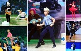 Điểm mặt 6 thí sinh tranh tài trong CK Bước nhảy hoàn vũ nhí 2014