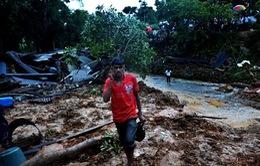 """Sri Lanka: Lở đất """"chôn sống"""" hơn 100 người"""
