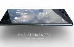 """Sony Xperia Z4 lộ thiết kế """"bóng bẩy"""""""