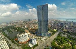 Thang máy tòa nhà Lotte rơi tự do từ tầng 63