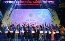 THTT Lễ trao giải thưởng Lương Định Của 2014 (10h, 27/9, VTV1)