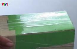 Đà Nẵng: Phát hiện vận chuyển ma túy dưới dạng gói quà