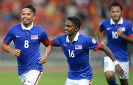 """AFF Cup: Những """"vũ khí hạng nặng"""" ĐT Malaysia mang tới Mỹ Đình"""