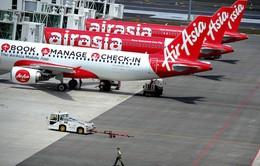 Cổ phiếu AirAsia giảm mạnh vì máy bay mất tích