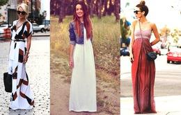 Váy Maxi: Nên và không nên
