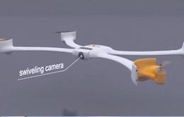 Độc đáo thiết bị chụp ảnh bản thân từ trên không