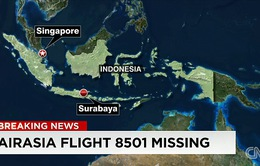 Máy bay Malaysia mất tích do thời tiết xấu?