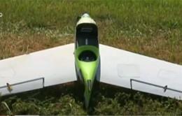 Khảo sát mùa màng bằng máy bay không người lái