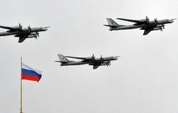 NATO quan ngại về máy bay quân sự Nga