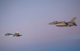 Thụy Điển: Phi cơ quân sự suýt va chạm với máy bay dân dụng