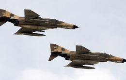 Iran phủ nhận không kích IS ở Iraq