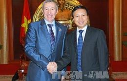 Đoàn Đại biểu Đảng Nước Nga Thống nhất thăm Việt Nam