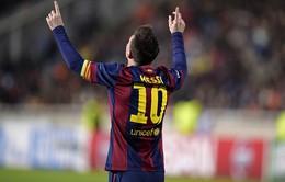 """Kỷ lục gia Messi đã """"chinh phạt"""" hầu khắp châu Âu"""