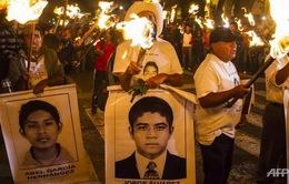 Mexico: Đụng độ giữa cảnh sát và người biểu tình
