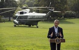 Mỹ khẳng định không mở cuộc chiến trên bộ tại Iraq
