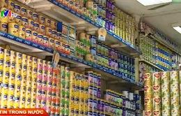 TP.HCM: Giám sát chặt giá sữa bán lẻ