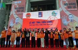 Việt Nam hưởng ứng chiến dịch phòng chống bạo lực phụ nữ và trẻ em gái