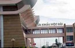 Cửa khẩu quốc tế Mộc Bài: Hơn 3 tháng thu phí trên 34 tỷ đồng
