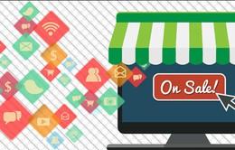 800 DN sẵn sàng cho Ngày mua sắm trực tuyến
