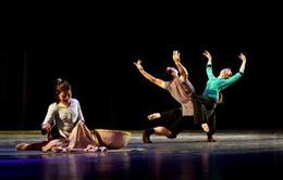 Liên hoan múa đương đại: Sự gặp gỡ Á - Âu