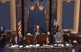 Mỹ: Quốc hội nhất trí khoản ngân sách chi tiêu 1.000 tỉ USD