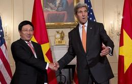 Mỹ chính thức nới lỏng quy định về bán vũ khí cho Việt Nam